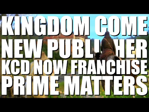 Kingdom Come Deliverance New Publisher, Kingdom Come Franchise & Warhorse Working on New Game | KCD |