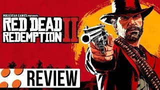 Red Dead Redemption II for Xbox One Video Review
