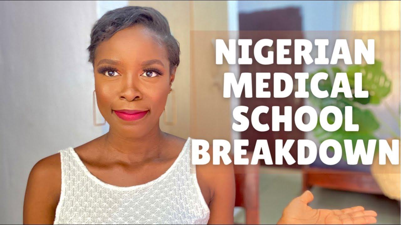 Download Nigerian Medical School Breakdown (very detailed)