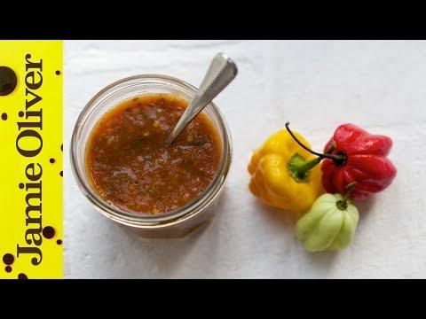 Grenadian Hot Pepper Sauce with Aaron Craze