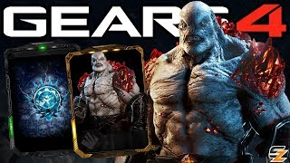 Gears of War 4 - Ruby Scion Character Unlockable Challenge & How to get them! (Ruby Scion DLC)