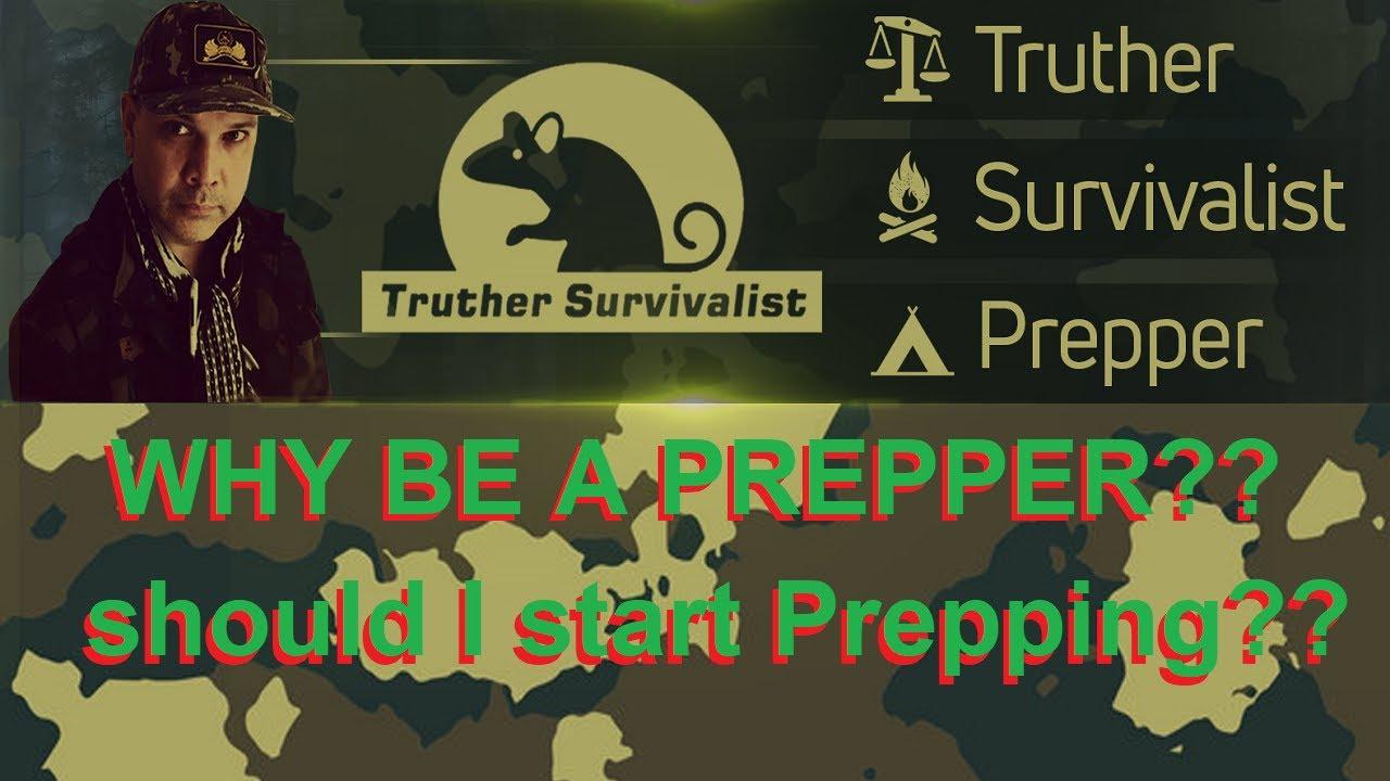 Doomsday Prepper 2019   Should I start Prepping?