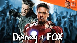 MAJOR Update on Disney Buying FOX & Final Hurdle
