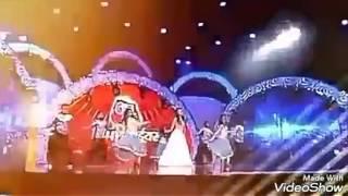 رقص راجيني و لاكشي و سوارا و سانسكار على اغاني مختلفة