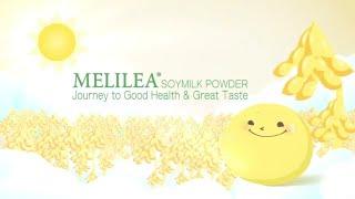 MELILEA Organic Soymilk Powder #Eng