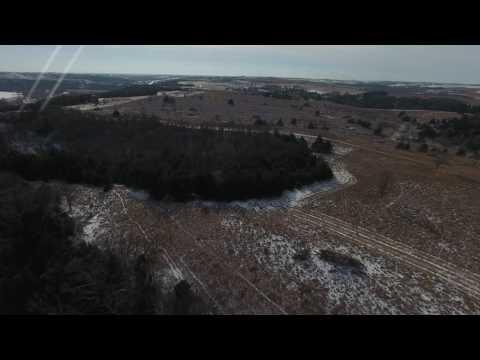 109.99 Acres +/-, Knox County Nebraska - Land For Sale - Video #2