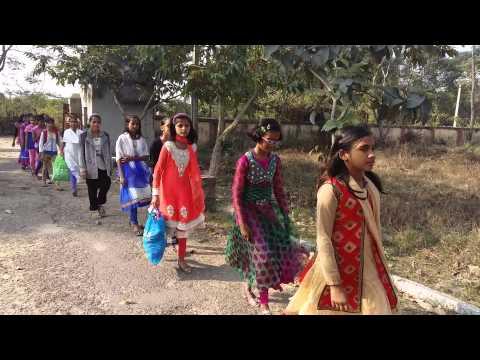 Jawahar Navodaya Vidyalaya Araria Mein Navodaya Coaching Center ADB Araria ke students ka tour.