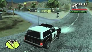 GTA San Andreas Barbara 100%