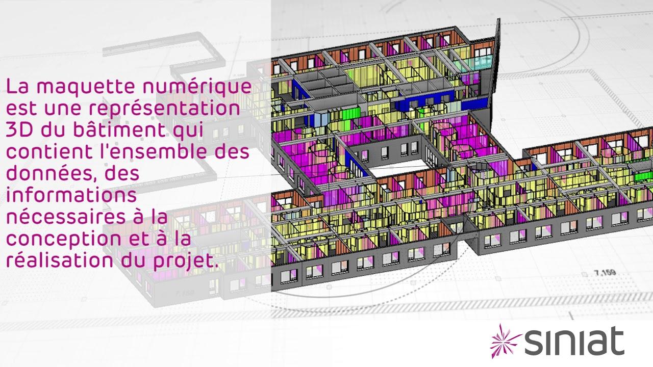 d couvrir le bim avec le nouveau centre hospitalier d 39 ajaccio et siniat youtube. Black Bedroom Furniture Sets. Home Design Ideas