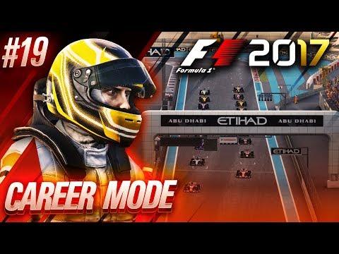 F1 2017 Career Mode Part 19: SEASON 1 FINALE