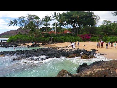 Makena Cove (Secret Beach), Maui, Hawaii