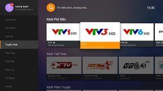 Tivi không xem được các kênh VTV1HD VTV3HD VTV6HD - Nguyên nhân và khắc phục