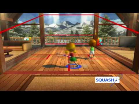 Racket Sports Party - Launch Trailer [Europe]