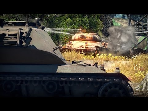 War Thunder - Episode 223 - Can't Get Enough (Realistic Battles/38th Parallel)
