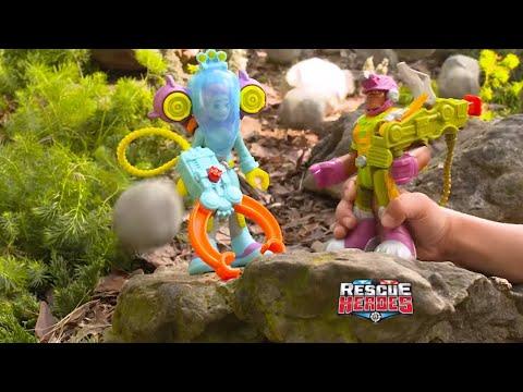 Rescue Heroes Action Figures | Mattel