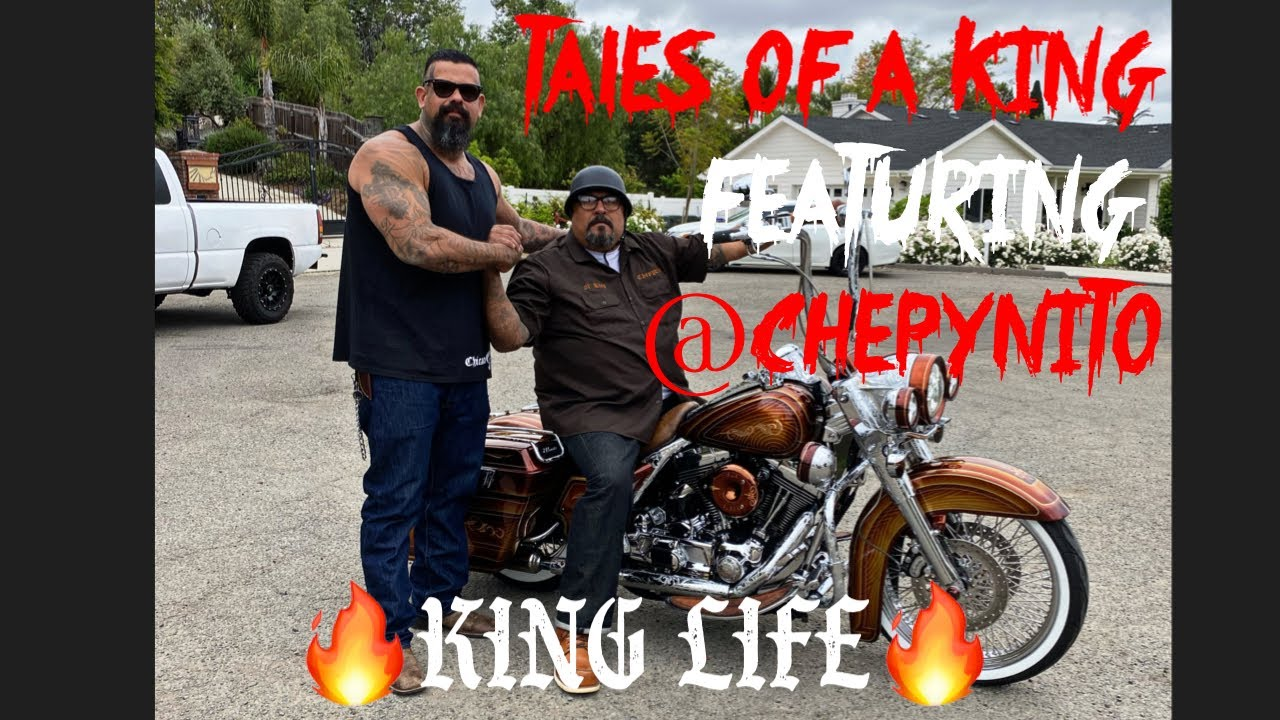TALES OF A KING X @CHEPYNITO_760
