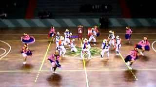 COFSAF 2006 Cañeros de San Jacinto en Concurso Intergrupos de Lima-Chorrillos.mpg