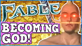 FABLE ANNIVERSARY IS A PERFECTLY BALANCED GAME WITH NO EXPLOITS - Becoming God With Gold Is Broken!!