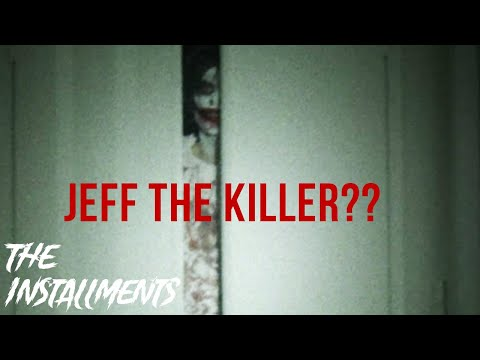 Archived #2 - Jeff The Killer??