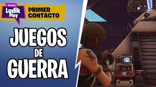 TESTING WAR GAMES: DISSPED/MENTAL GAMES! FORTNITE SAUVE LE MONDE jouabilité