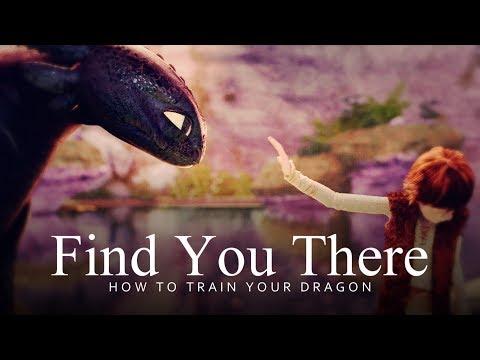 Find You There | ʜᴏᴡ ᴛᴏ ᴛʀᴀɪɴ ʏᴏᴜʀ ᴅʀᴀɢᴏɴ