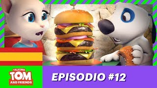 hank el millonario talking tom and friends episodio 12 temporada 1
