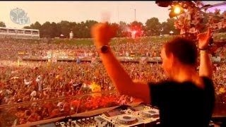 Hardwell Live @ Tomorrowland 2013