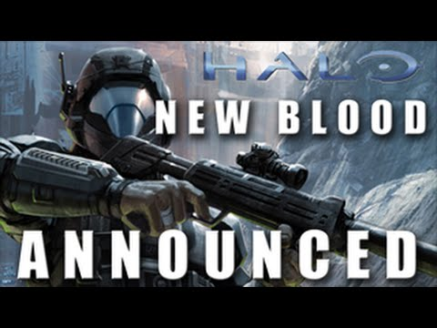 halo new blood announced youtube