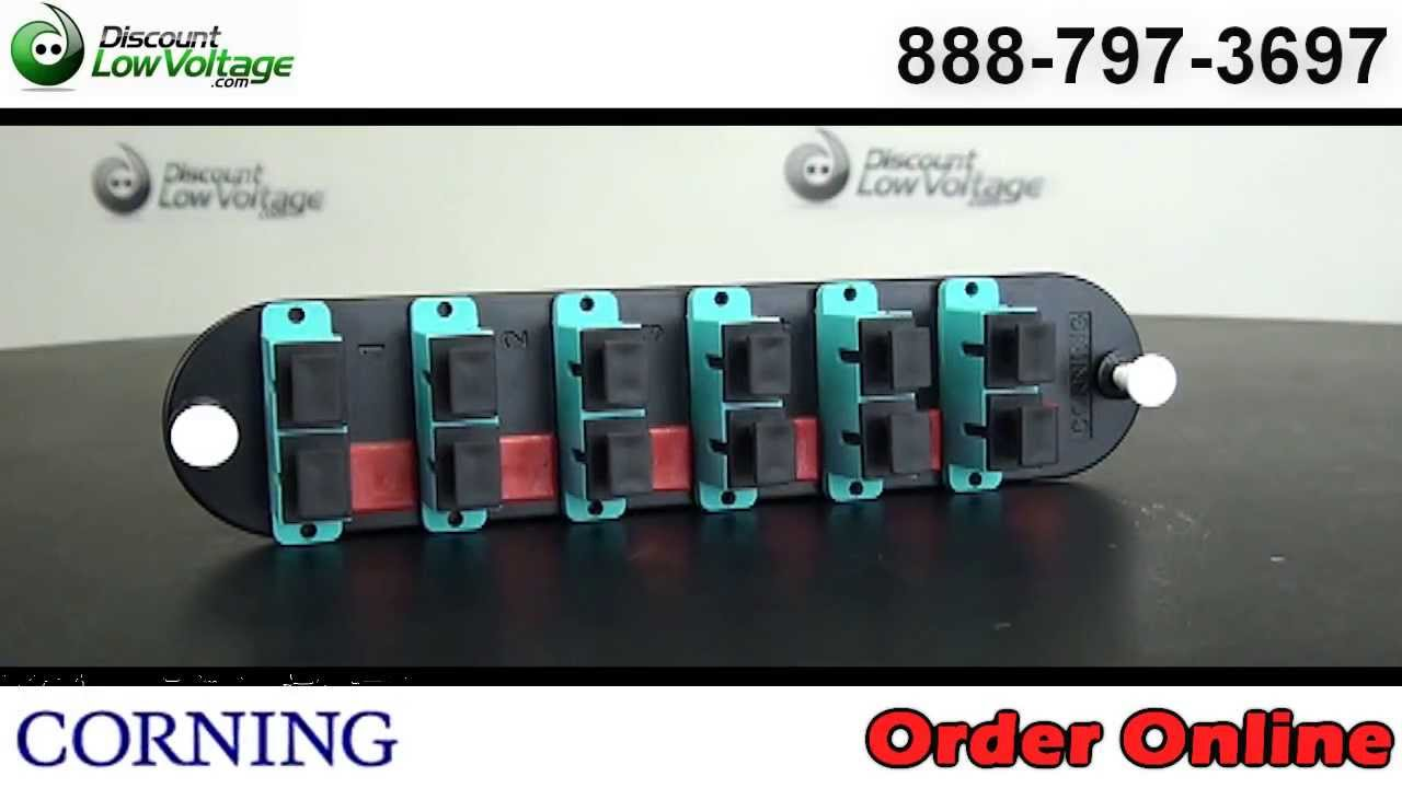 Corning cch-cp12-59 SC Single mode 12port
