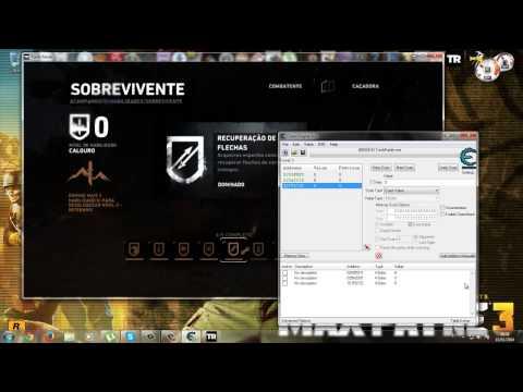 Tomb Raider 2013: Exp (Talento) Infinito