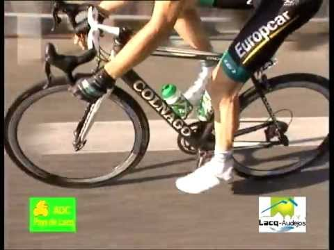 2012 - Cyclisme  5e CRITERIUM de LACQ-AUDEJOS Travel Video