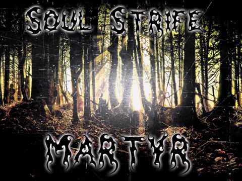 *(Krsta Pacic)* Soul Strife - Martyr (Serbian Metal) - Demo