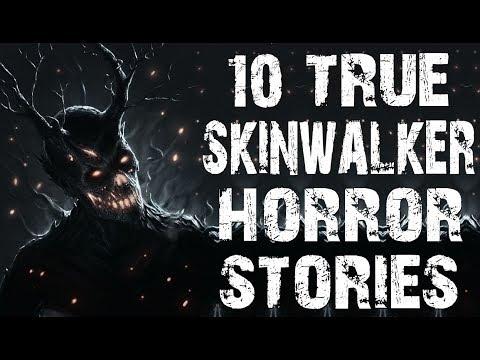 10 TRUE Terrifying & Disturbing Skinwalker & Wendigo Horror Stories | Navajo | (Scary Stories)