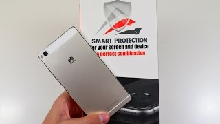 Smart Protection Tempered Glass pentru Huawei P8