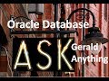 Ask Me Anything Oracle Database