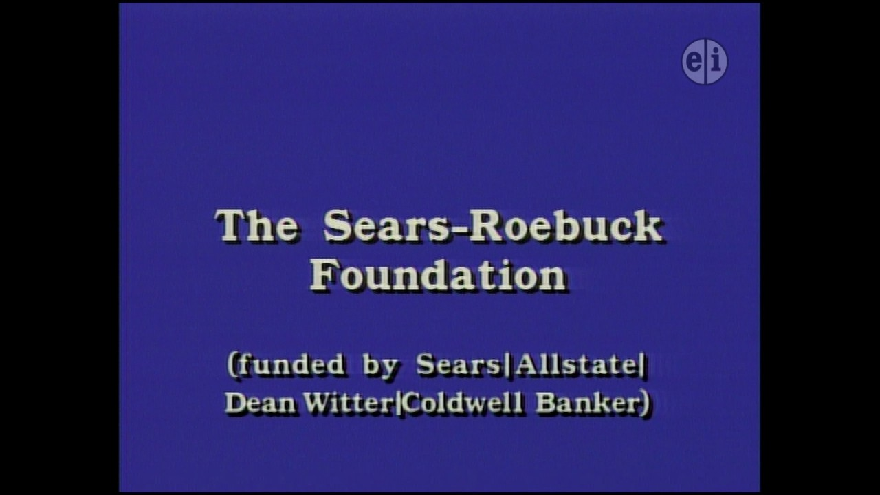 Mister Rogers' Neighborhood Funding (1991)/ PBS Kids ID *Dash* (1999)