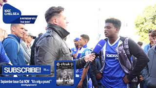 """""""CONTE GOT IT WRONG TODAY"""" says Lewis (RANT) 