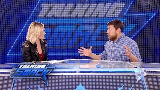Danial Bryan announces Battle Royal to be WWE Title No. 1 Contender: WWE Talking Smack, Feb 14, 2017