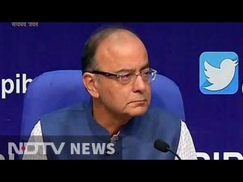 Black Money Worth Rs. 65,250 Crore Disclosed Under Income Declaration Scheme: Arun Jaitley