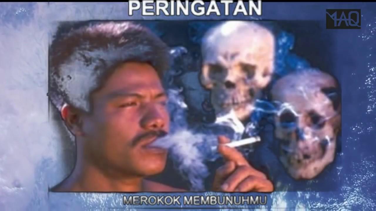 Iklan rokok membunuhmu indonesia