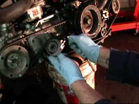 ea82 timing belt procedure subaru gl dl gl 10 loyale xt rx l rh youtube com Subaru EA Engine 72 What Year Is Subaru EA82