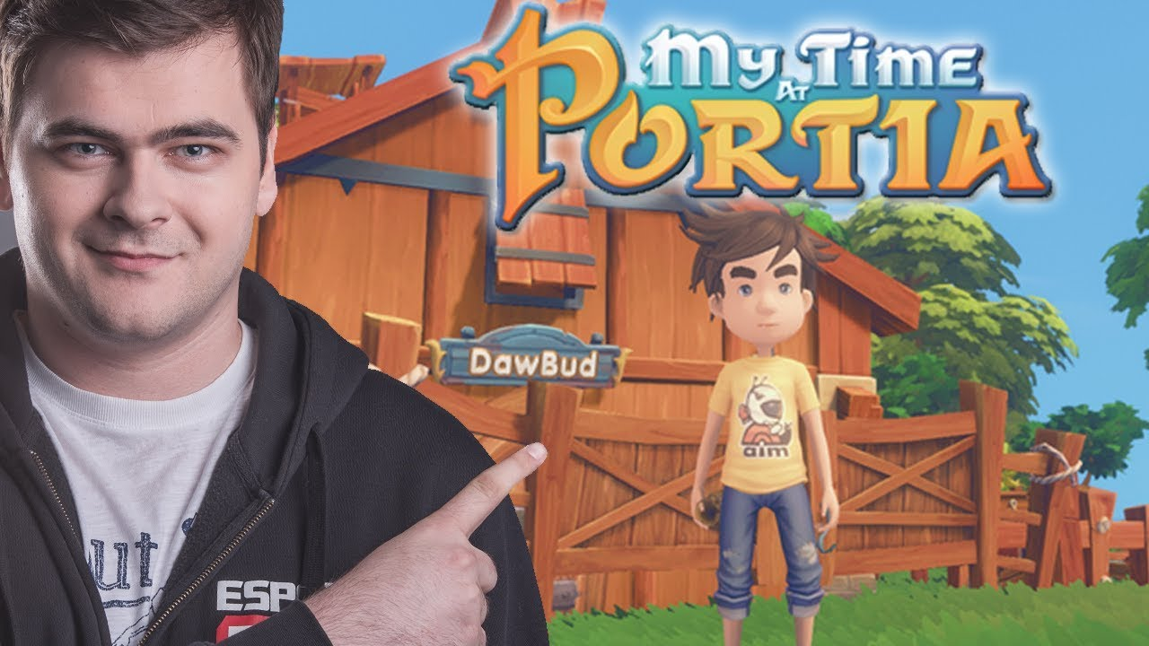 SYMULATOR MAŁEGO MAJSTRA (Stardew Valley 3D) – My Time At Portia Alpha