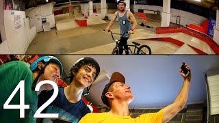 Webisode 42: Bqr & Adam Lz At Corby Skatepark