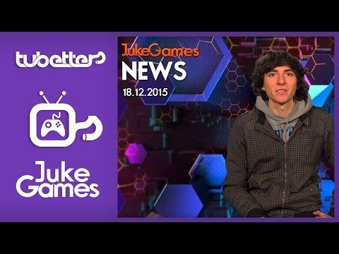 Jukegames News ITALIANO 18/12/2015   GUILDWARS 2   STARCRAFT II   WORLD OR WARCRAFT