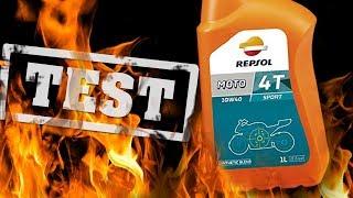 Repsol Moto Sport 4T 10W40 Który olej silnikowy jest najlepszy?