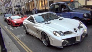 Mercedes-Benz & McLaren bringing SLR Supercars to an end Videos