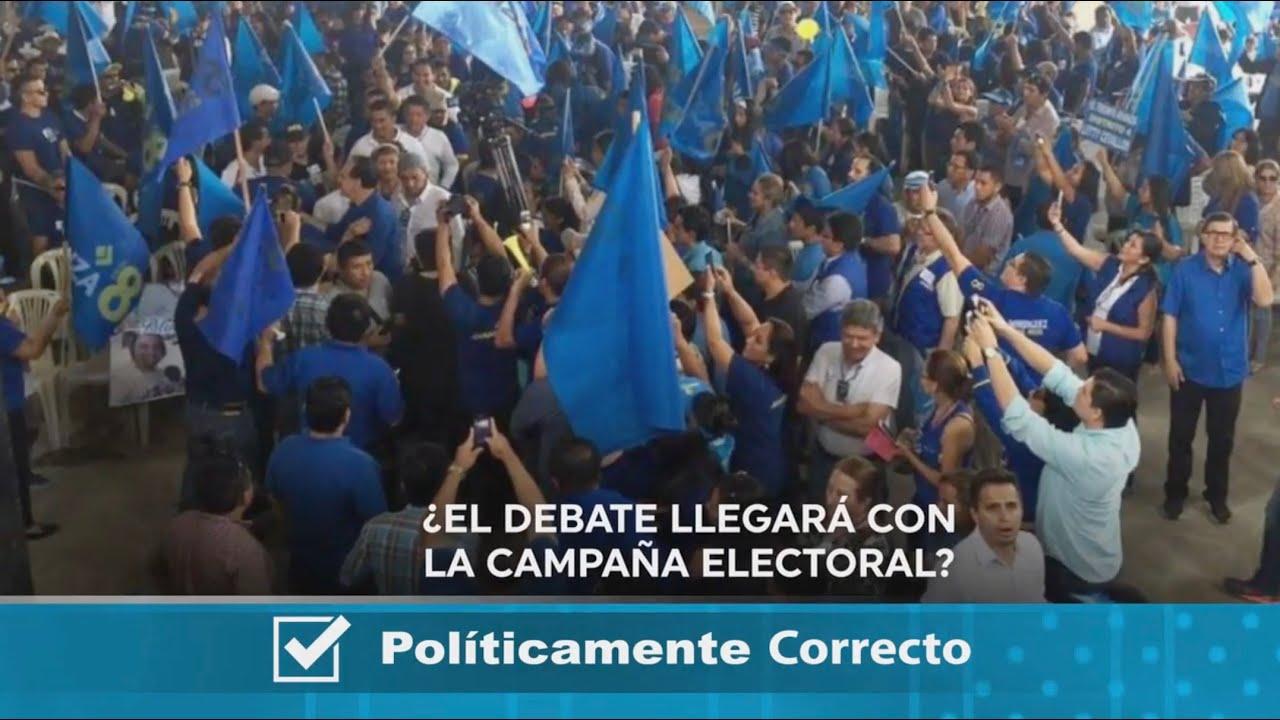 ECUADOR: LA CRISIS EMPEORA - Políticamente Correcto 15/marzo/2020