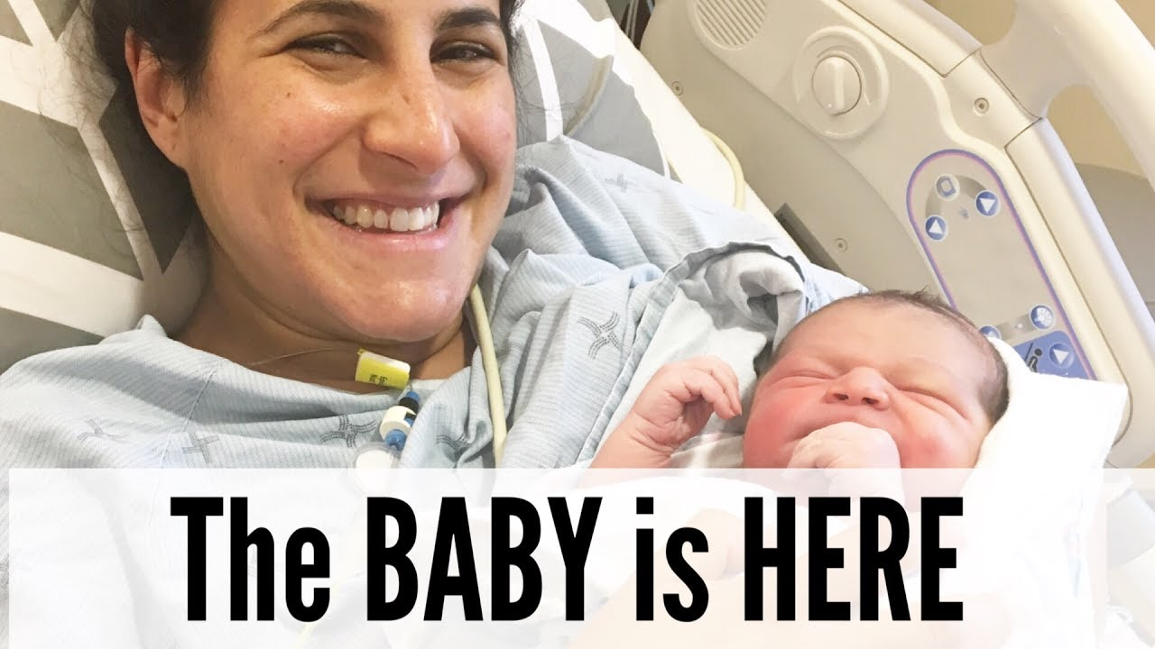 The BABY is HERE