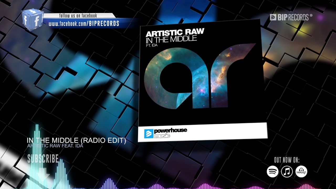 Artistic Raw Feat. Ida - In The Middle (Radio Edit) (Official Music Video Teaser) (HD) (HQ)