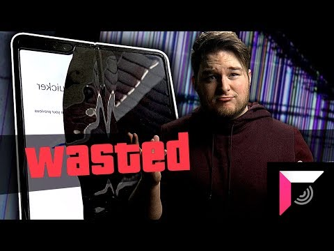 Galaxy Fold is BREAKING - But here's the truth...